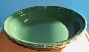 Longaberger-IVY-Grandma-Bonnie-Pie-Plate-USA-Made